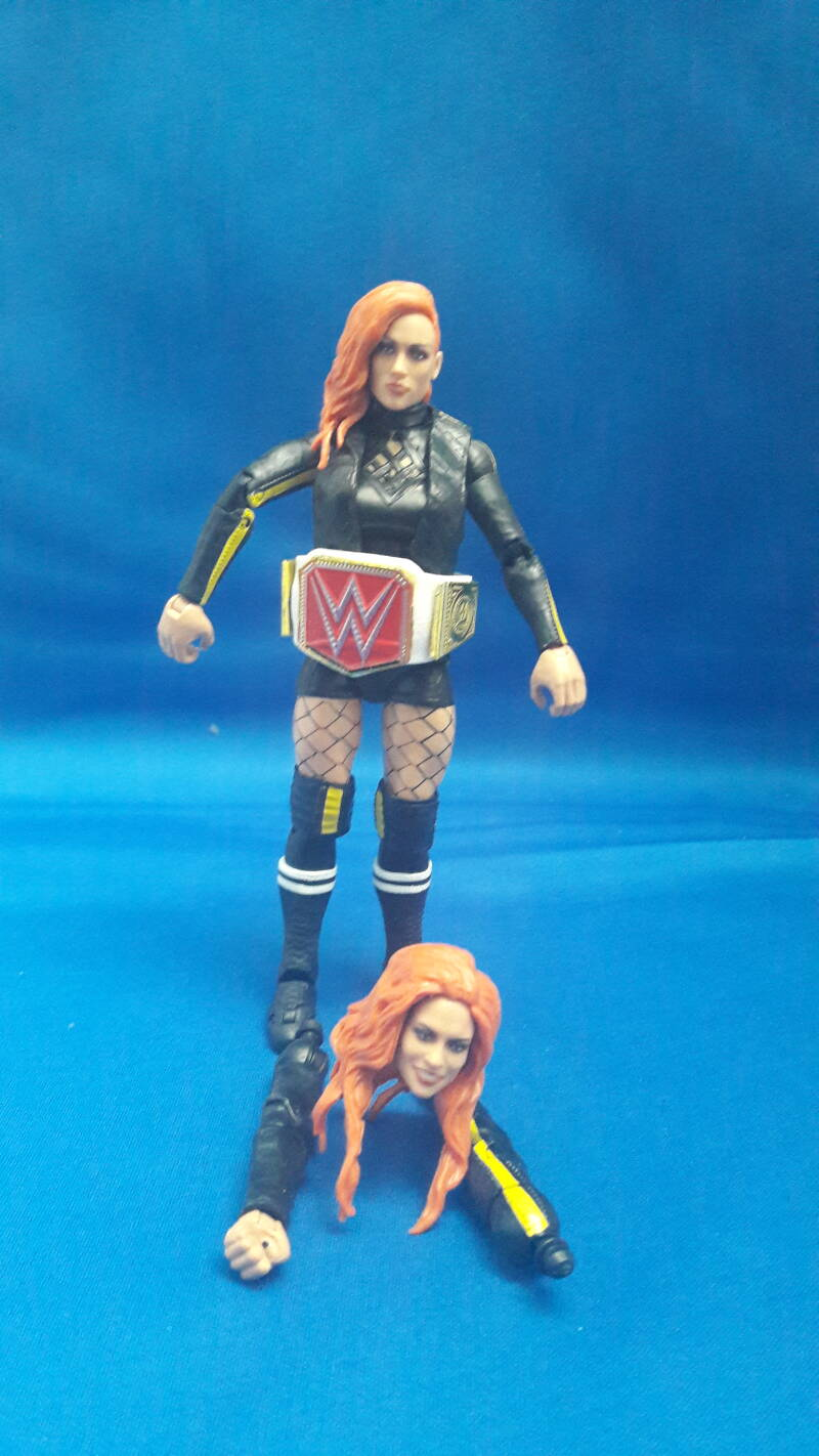 Becky Lynch ultimate edition