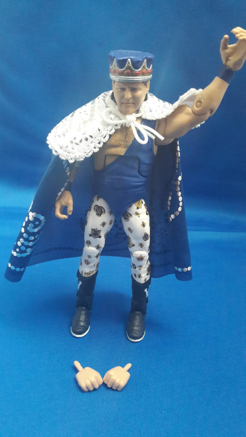 Jerry The King Lawler elite