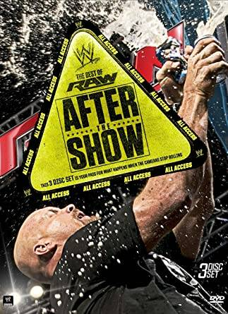 WWE Raw after the show