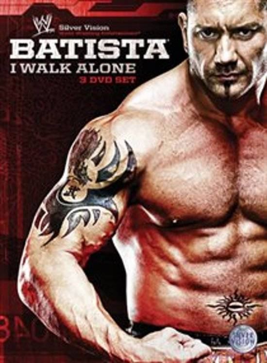 WWE Batista I walk alone DVD