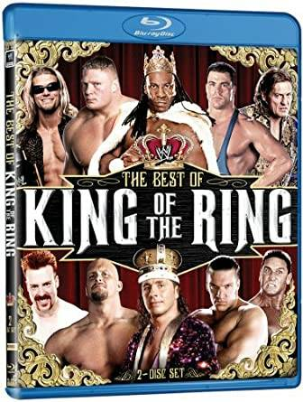 WWE Best of King Of The Ring2-disc Blu-Ray