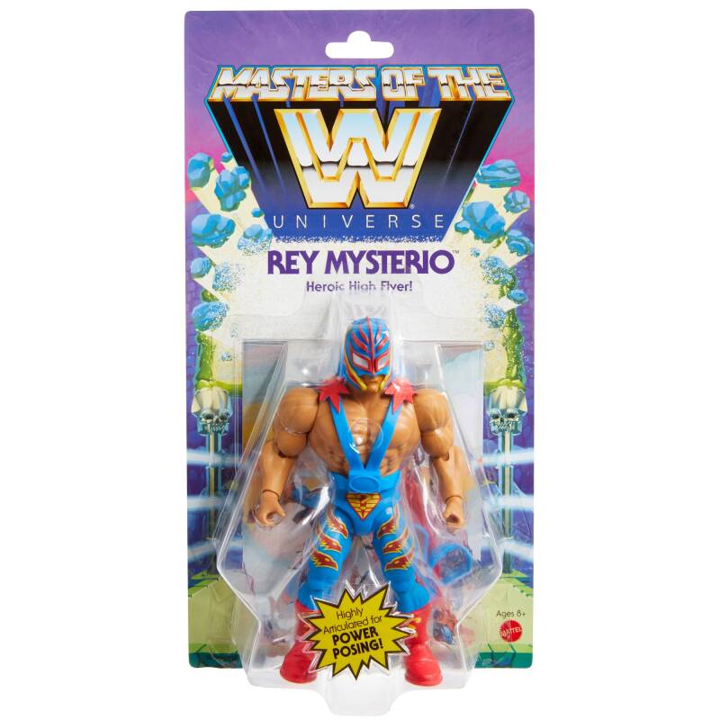 Masters of the WWE Universe Rey Mysterio