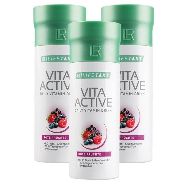VITA ACTIVE VITAMINE DRINK SET