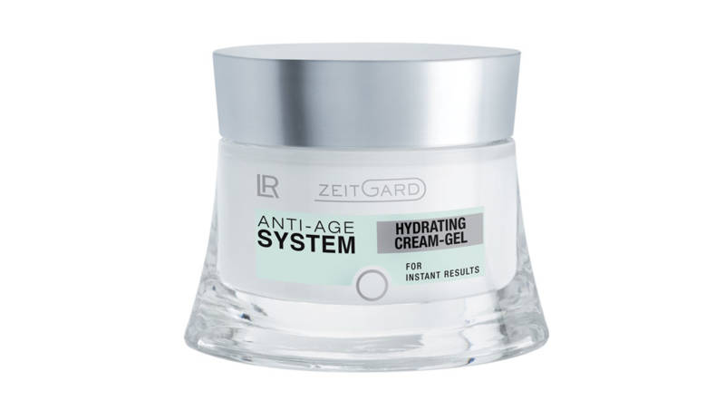ZEITGARD ANTI-AGING SYSTEM HYDRATING CREAM-GEL
