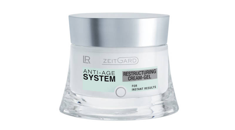 ZEITGARD ANTI-AGING SYSTEM RESTRUCTURING CREAM-GEL