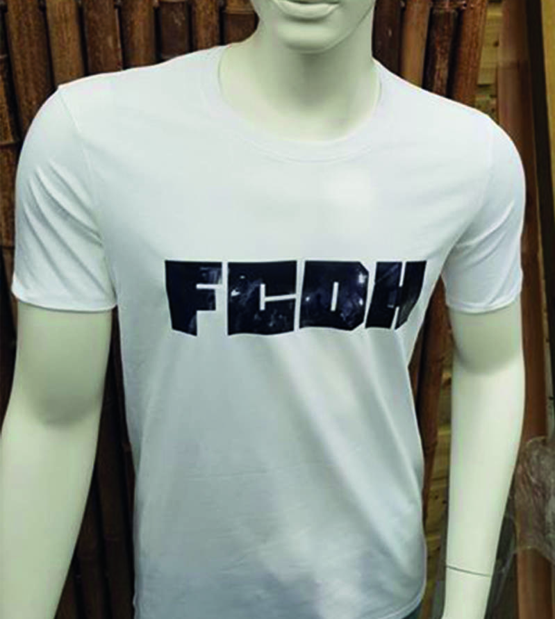 T-shirt FCDH Ultras