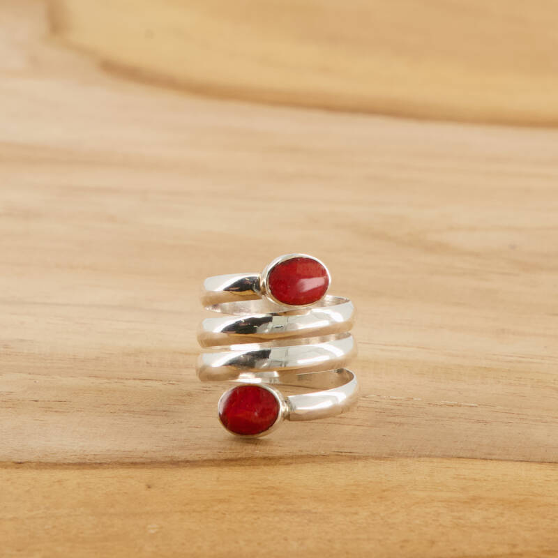Spring ring 2 rood