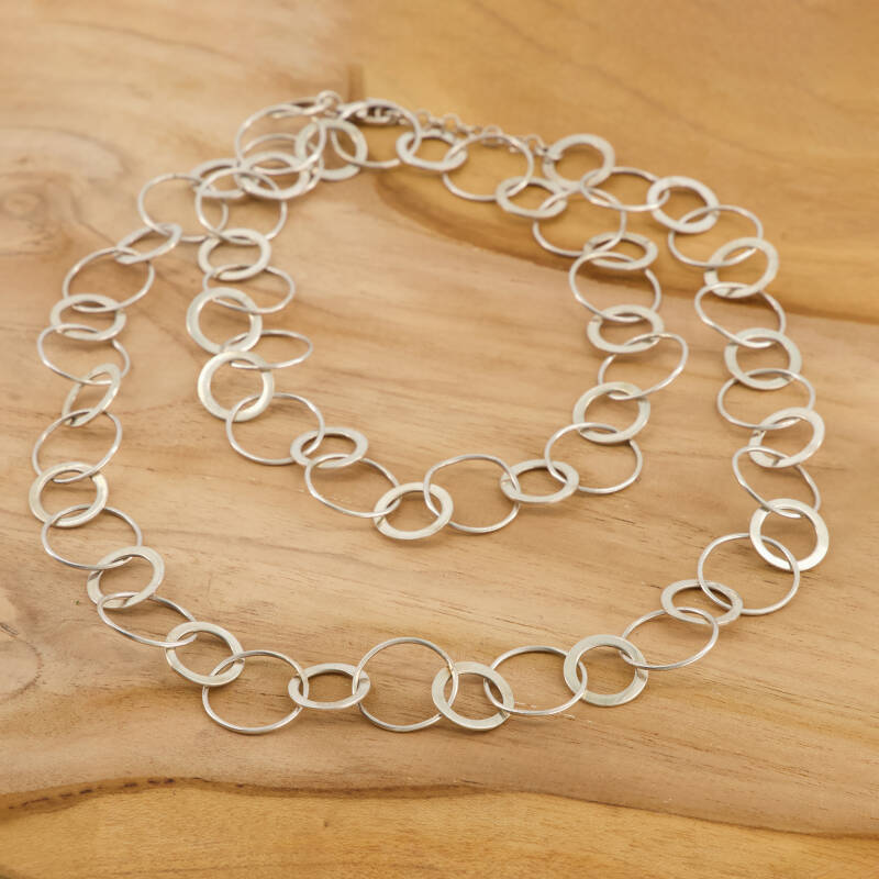 Ring collier