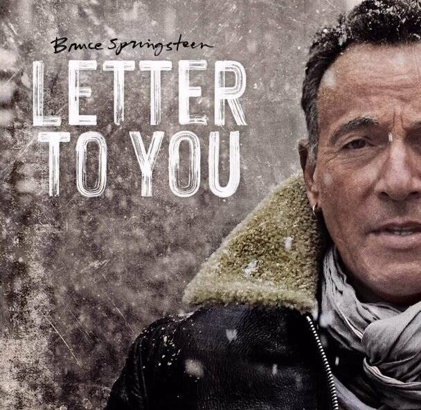 Springsteen, Bruce-Letter to You