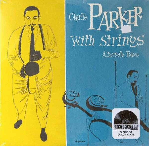 Parker, Charlie-With Strings: Alternate Takes