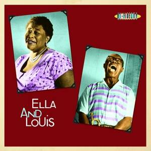 Fitzgerald, Ella and Louis Armstrong- Ella and Louis Again