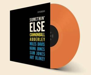Adderley, Cannonball, e.a.-Sometin' Else