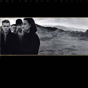 U2-The Joshua Tree
