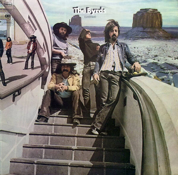 Byrds, The-Untitled