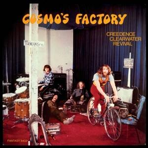 Creedence Clearwater Revival-Cosmo's Factory