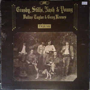 Crosby, Stills, Nash & Young-Déja vu
