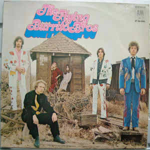 Flying Burrito Bros, The-The Gilded Palace of Sin