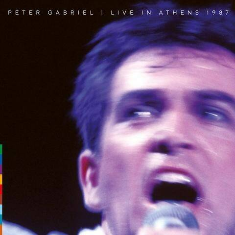 Gabriel, Peter-Live in Athens 1987