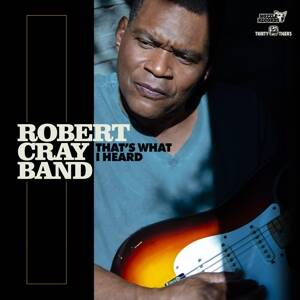 Cray, Robert Band the-That's What I Heard26,99