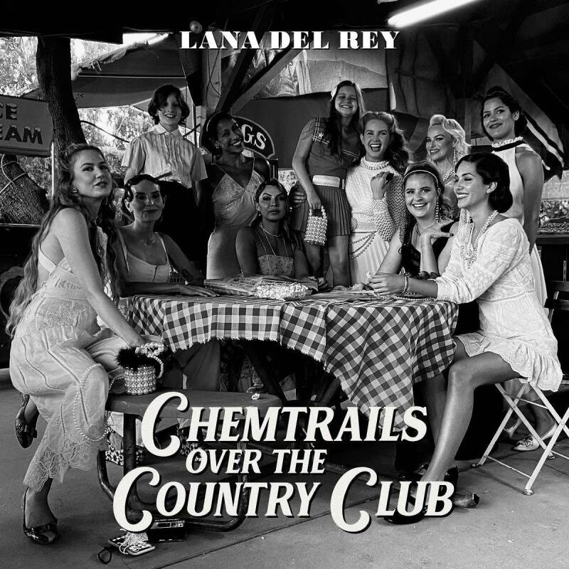 Rey, Lan del-Chemtrails over the Countryclub