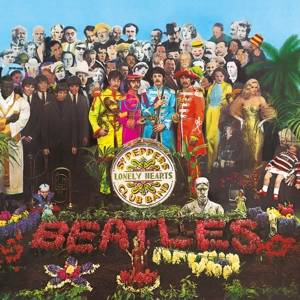 Beatles, The- Sgt.Pepper's Lonely Hearts Club Band