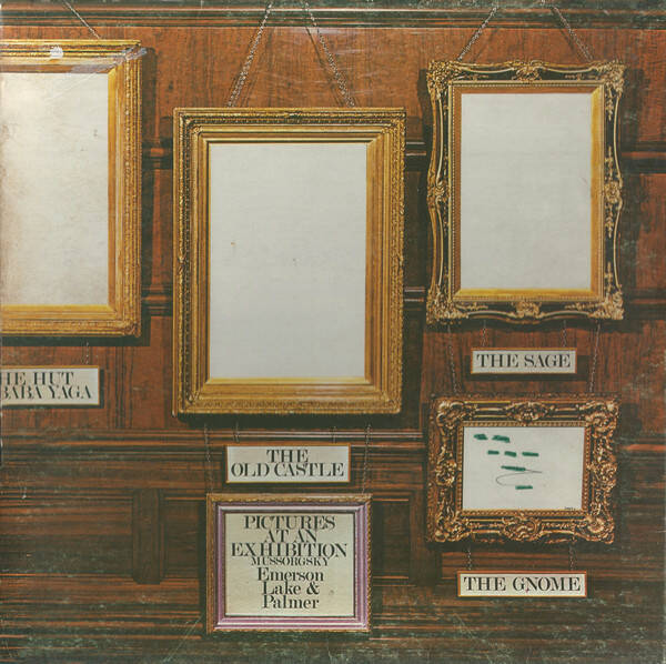 Emerson, Lake & Palmer-Pictures at an Exhibition