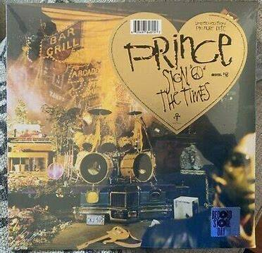 Prince-Sign 'o' the Times Picture Disc RSD