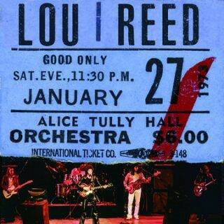 Reed, Lou-Live At Alice Tully Hall