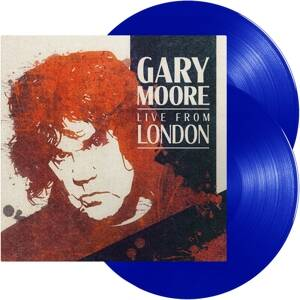 Moore, Gary-Live from London