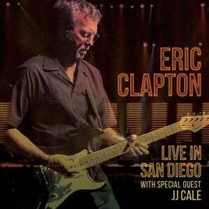 Clapton, Eric-Live in San Diego