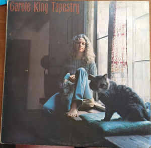 King, Carole-Tapestry