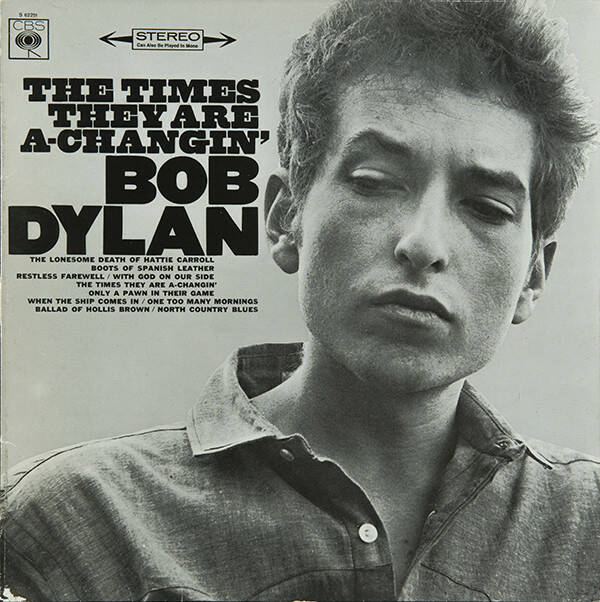 Dylan, Bob-The Times They Are A-Changin'