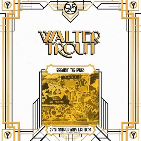 Trout, Walter-Breaking the Rules