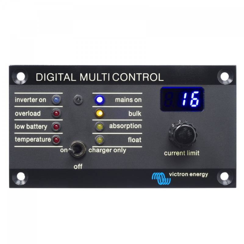 Victron Multi Control 200/200A
