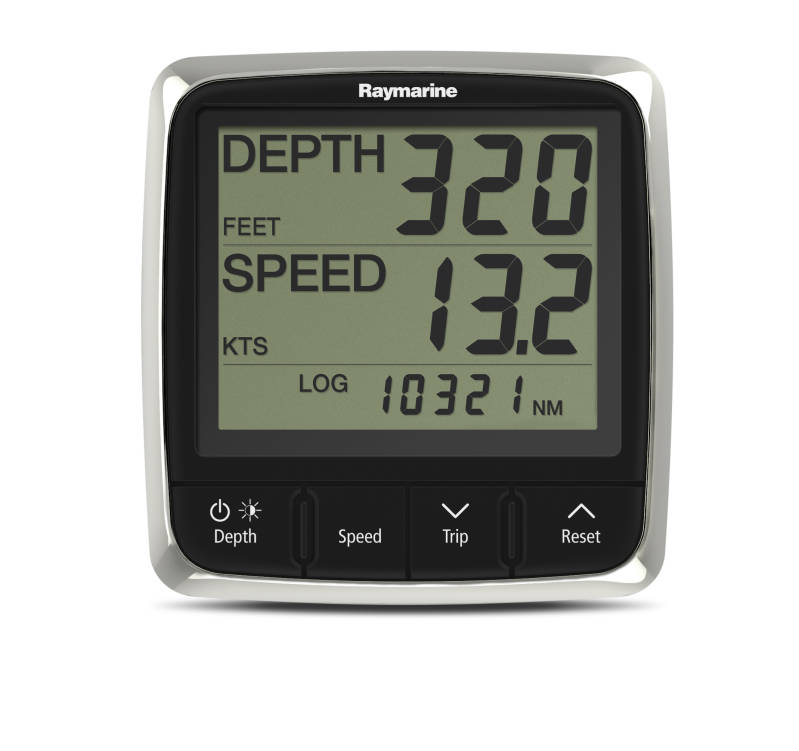 Raymarine i50 Tridata Display Instrument