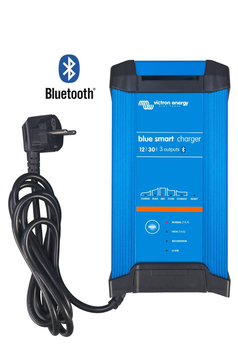 Victron Blue Smart IP22 Charger (1 or 3 outputs)