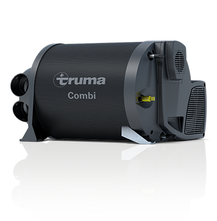 Truma Combi 4 (Verwarming en Warm Water)