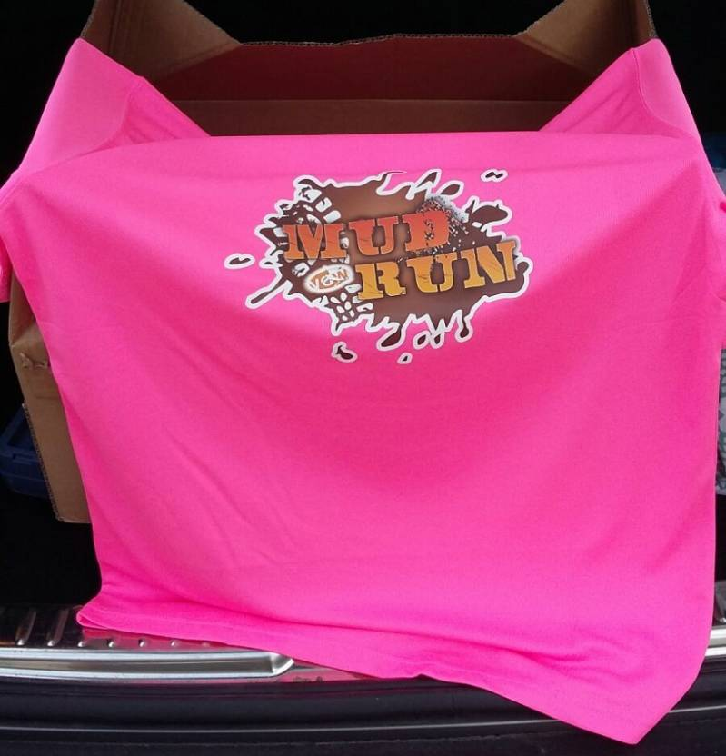 T-SHIRT DAMES VOW-MUDRUN 2020