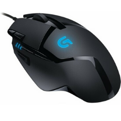 Logitech G402 Hyperion Fury Gaming Muis
