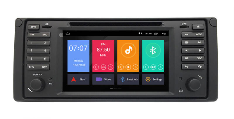 BMW X5 Android 10 E53