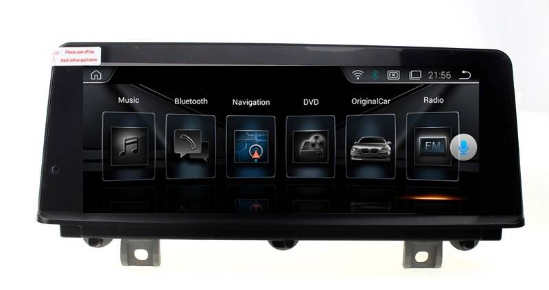 BMW 1-Serie Android 9 F20 / F21