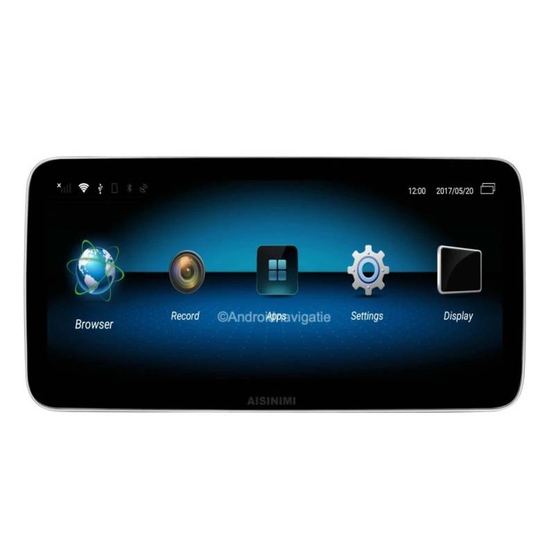 Mercedes GLA Android 10