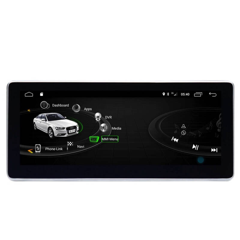 Audi A7 Android 10 Navigatie