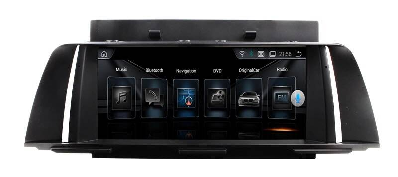 BMW 5-Serie Android 11 F10 / F11