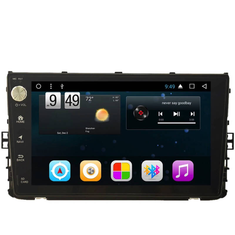Multimedia Systeem Polo RNS 510 Android 9