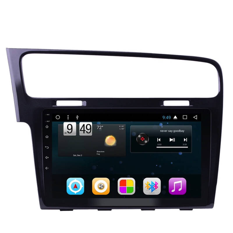 Volkswagen Golf 7 RNS Android 10
