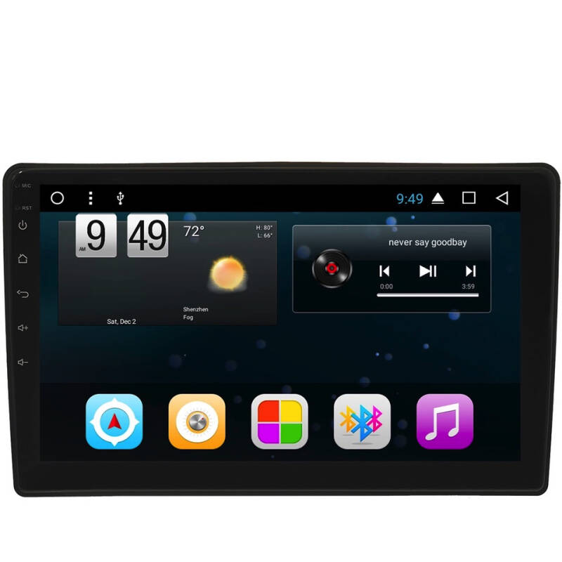 Jeep Wrangler Android 9