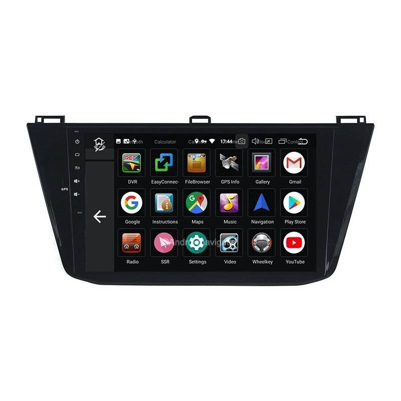 Multimedia Systeem Tiguan RNS Android 9