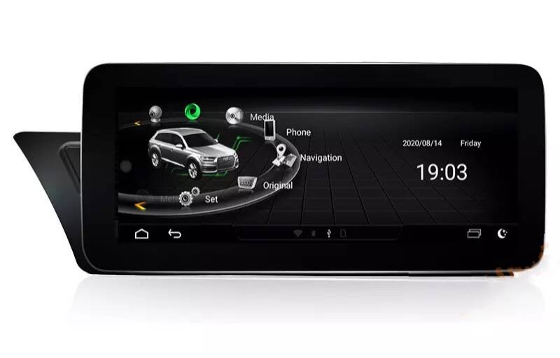 Audi A5 / S5 / RS5 Android 11 Navigatie