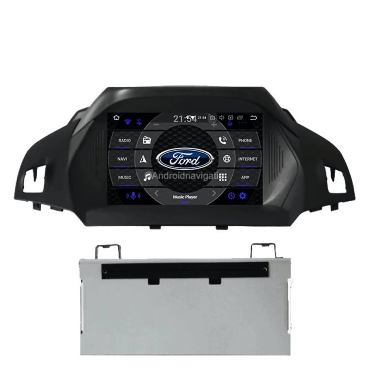 Ford C-Max Android 9 Navigatie